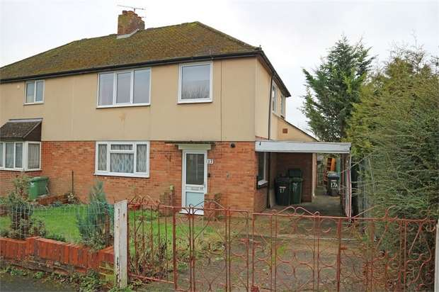 1 Bedroom Flat for sale in Buckingham Drive, High Wycombe, Buckinghamshire