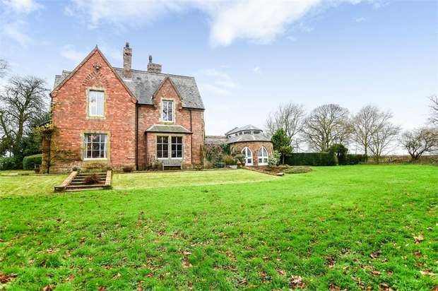 4 Bedrooms Detached House for sale in Winceby, Winceby, Horncastle, Lincolnshire