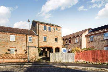 2 Bedrooms Maisonette Flat for sale in Cambridge, Cambridgeshire, Uk