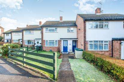 3 Bedrooms Terraced House for sale in Wood View, Hemel Hempstead, Hertfordshire, .