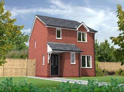 3 Bedrooms Detached House for sale in Chatsworth Park, Off Rope Lane, Shavington