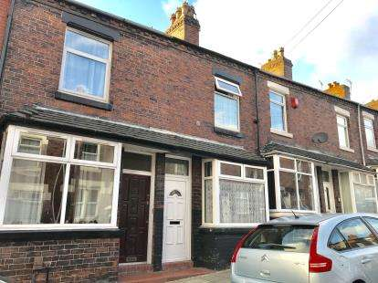 2 Bedrooms Terraced House for sale in Tintern Street, Hanley, Stoke On Trent