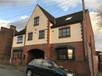 2 Bedrooms Flat for sale in South View, 7 South Terrace, Wolstanton, Newcastle Under Lyme