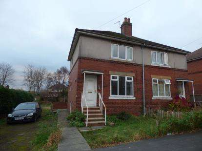 2 Bedrooms Semi Detached House for sale in Margaret Street, Outwood, Wakefield, West Yorkshire