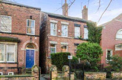 3 Bedrooms End Of Terrace House for sale in Wentworth Terrace, St Johns, Wakefield, West Yorkshire