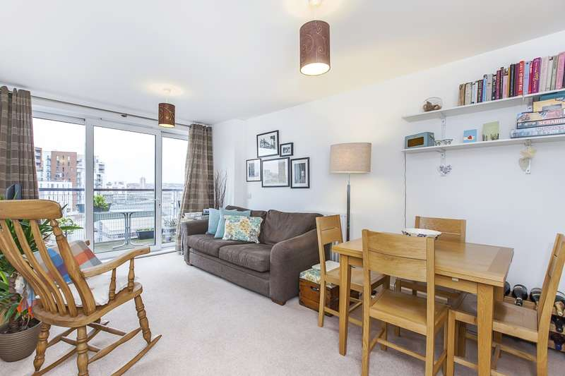 2 Bedrooms Apartment Flat for rent in Tarves Way, SE10