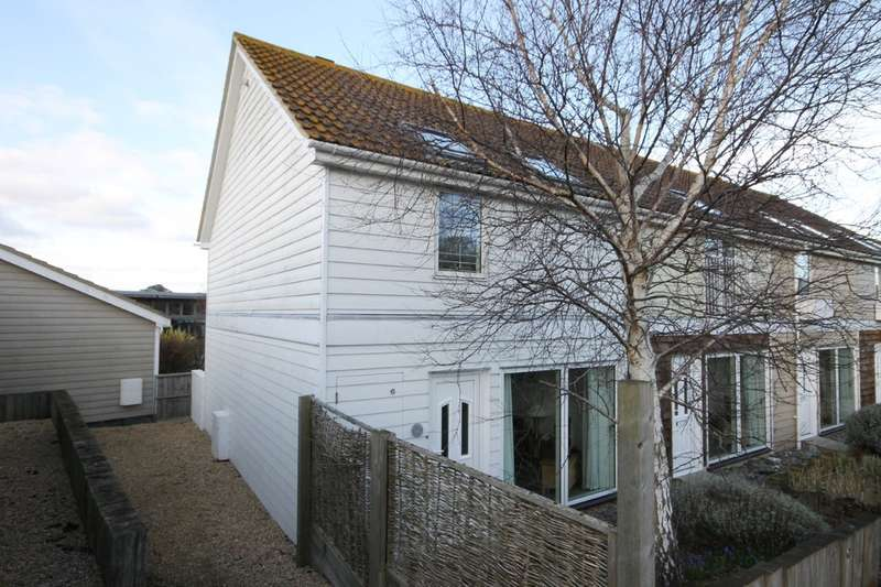 2 Bedrooms End Of Terrace House for sale in Yarmouth, Isle of Wight