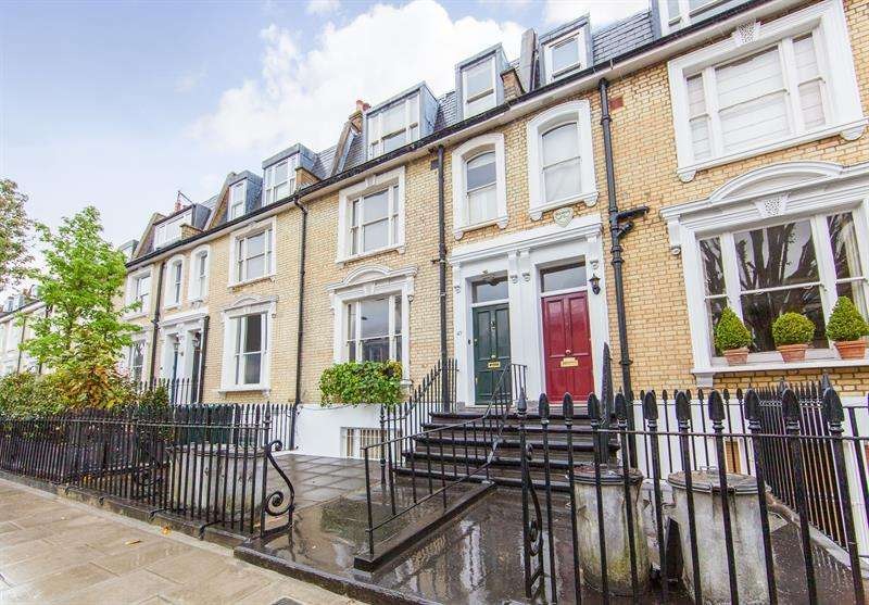 4 Bedrooms Terraced House for sale in Walham Grove, Fulham, London, SW6