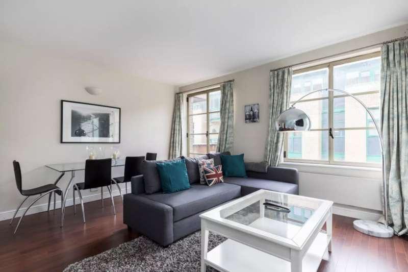 1 Bedroom Flat for sale in The Circle, Queen Elizabeth St, London SE1 2JU