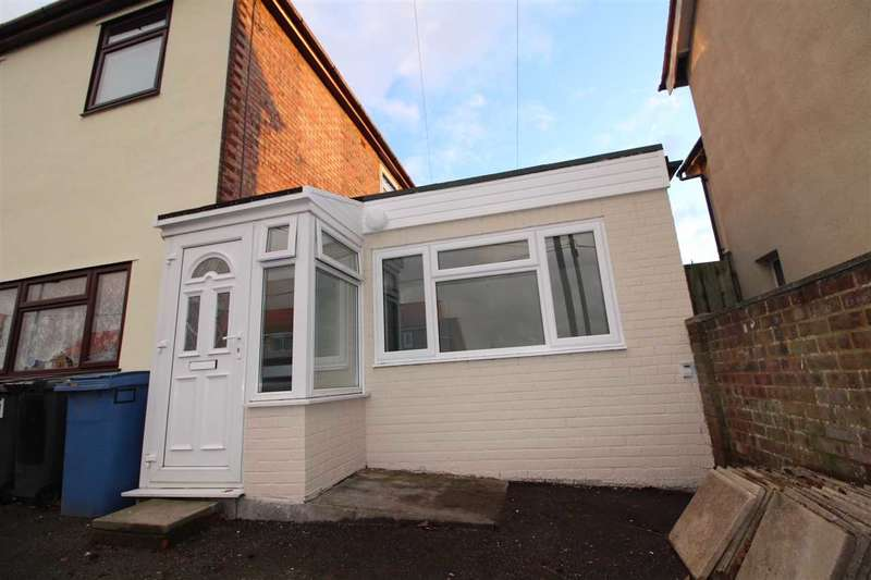 2 Bedrooms Semi Detached Bungalow for sale in Kirkton House, The Street, Shotley, Ipswich, Suffolk