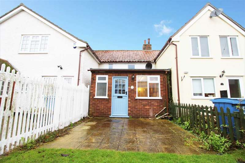 2 Bedrooms Cottage House for sale in Barrack Row, The Street, Shotley
