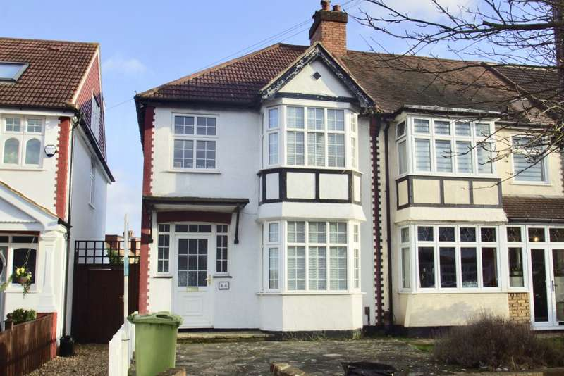 3 Bedrooms End Of Terrace House for sale in Stanhope Grove, Beckenham