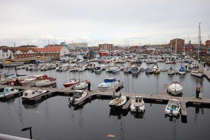 3 Bedrooms Apartment Flat for sale in Merchant House, Hartlepool