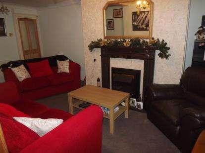 3 Bedrooms End Of Terrace House for sale in Nantlle Road, Talysarn, Caernarfon, Gwynedd, LL54