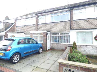 3 Bedrooms Terraced House for sale in Netherfield, Widnes, Cheshire, WA8