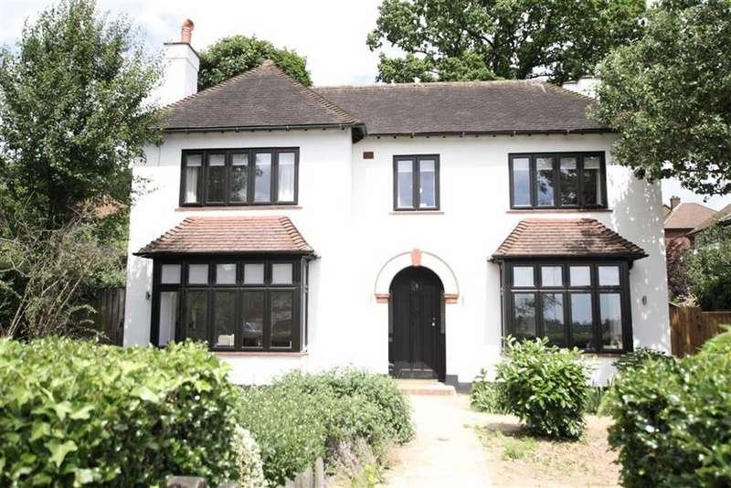 4 Bedrooms Detached House for sale in Tudor Road, New Barnet, Herts, EN5