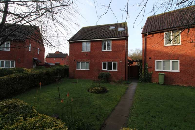 3 Bedrooms Semi Detached House for sale in Maulden Gardens, Giffard Park, Milton Keynes, Buckinghamshire