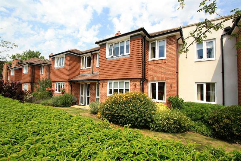 2 Bedrooms Retirement Property for sale in Catherine Lodge, Bolsover Road, Worthing, BN13