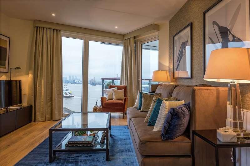 1 Bedroom Flat for sale in Plot 2.3.347, London, SE18