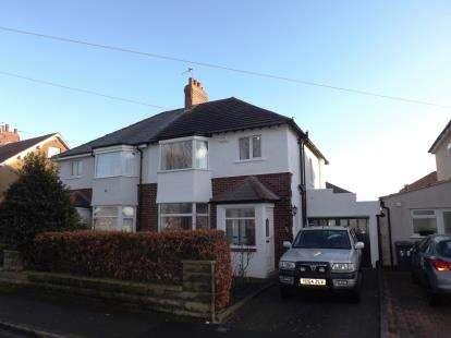 3 Bedrooms Semi Detached House for sale in Osborne Road, Morecambe, Lancashire, United Kingdom, LA4