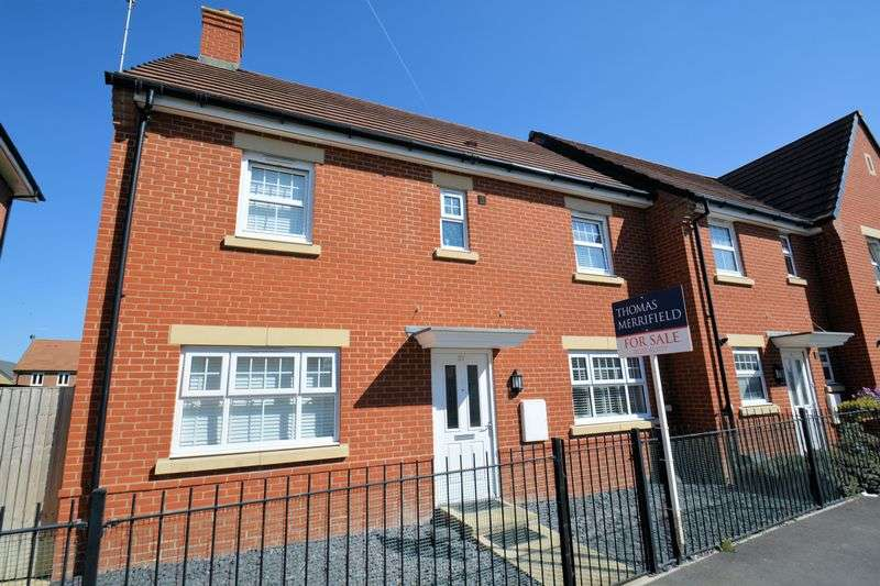 3 Bedrooms Property for sale in Sir Frank Williams Avenue, Didcot