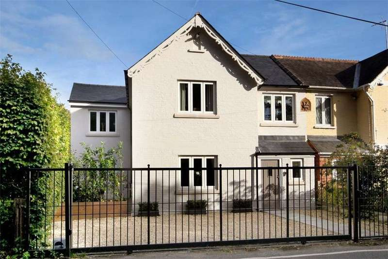3 Bedrooms Semi Detached House for sale in Blacknest Gate Road, Ascot, Berkshire, SL5