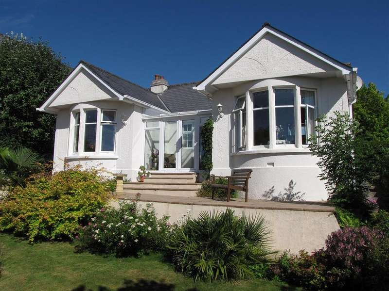 3 Bedrooms Detached Bungalow for sale in Hill Park Crescent, St. Austell
