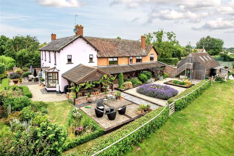 6 Bedrooms Detached House for sale in Creech Heathfield, Taunton, Somerset, TA3