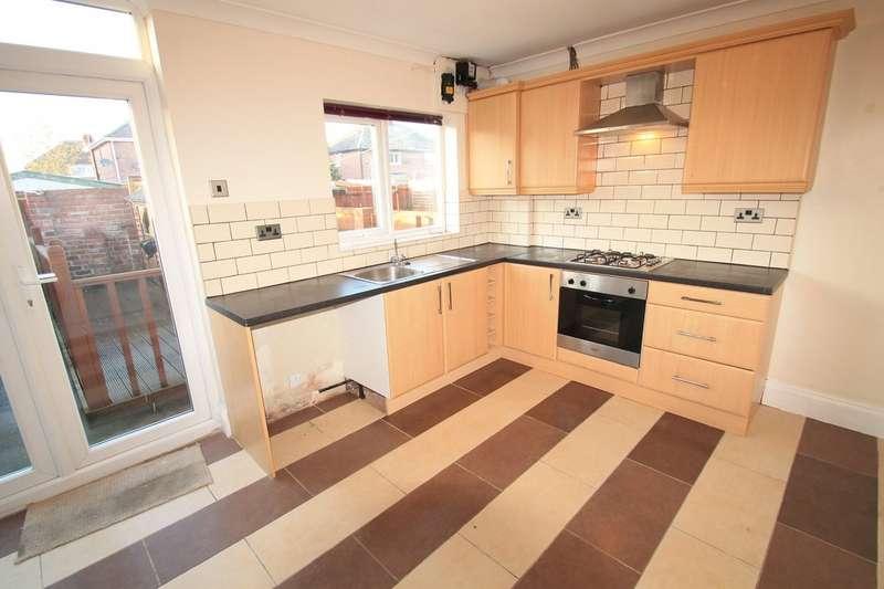 2 Bedrooms Terraced House for rent in Herbert Road, Scawsby DN5