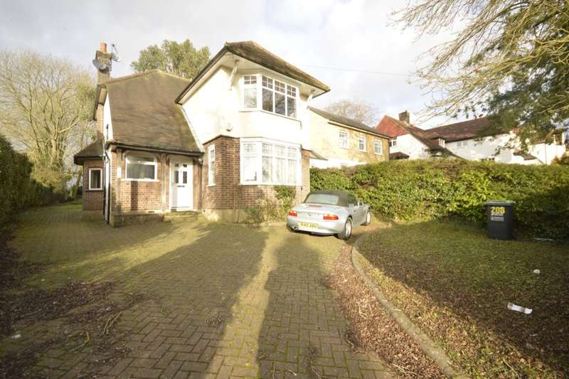 3 Bedrooms Detached House for sale in Abbots Road, Abbots Langley, WD5