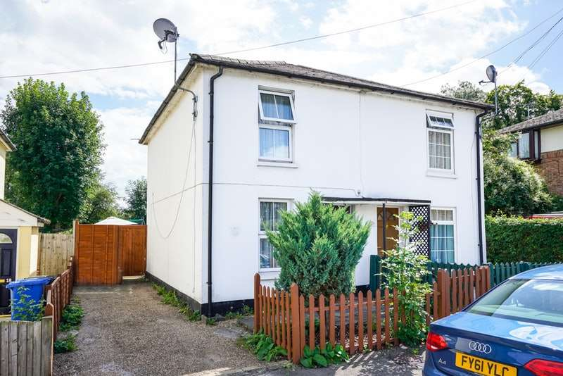 2 Bedrooms Semi Detached House for sale in South Road, Maidenhead, Berkshire, SL6