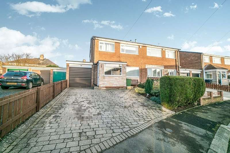 3 Bedrooms Semi Detached House for sale in Horsley Avenue, Ryton, NE40