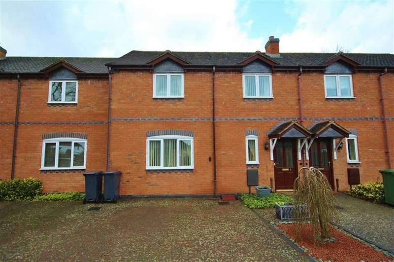 3 Bedrooms Terraced House for sale in Lindop Close, Leamington Spa, Warwickshire, CV32