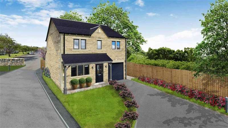 4 Bedrooms Detached House for sale in Field Head, Shepley, Huddersfield, HD8