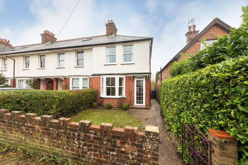 3 Bedrooms End Of Terrace House for rent in Lexham Gardens Amersham HP6