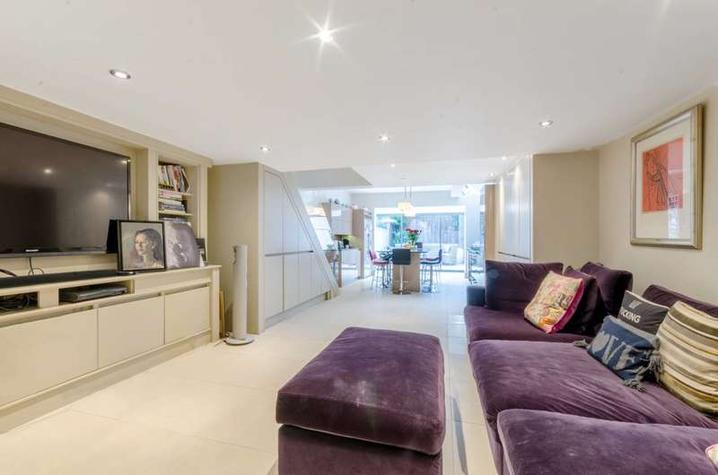 4 Bedrooms House for sale in Hazelbury Road, Sands End, SW6