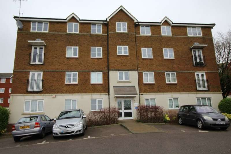 2 Bedrooms Flat for sale in Snowdrop Rise, St. Leonards-On-Sea, TN38