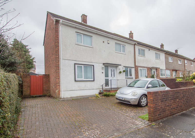 2 Bedrooms End Of Terrace House for sale in Southway, Plymouth