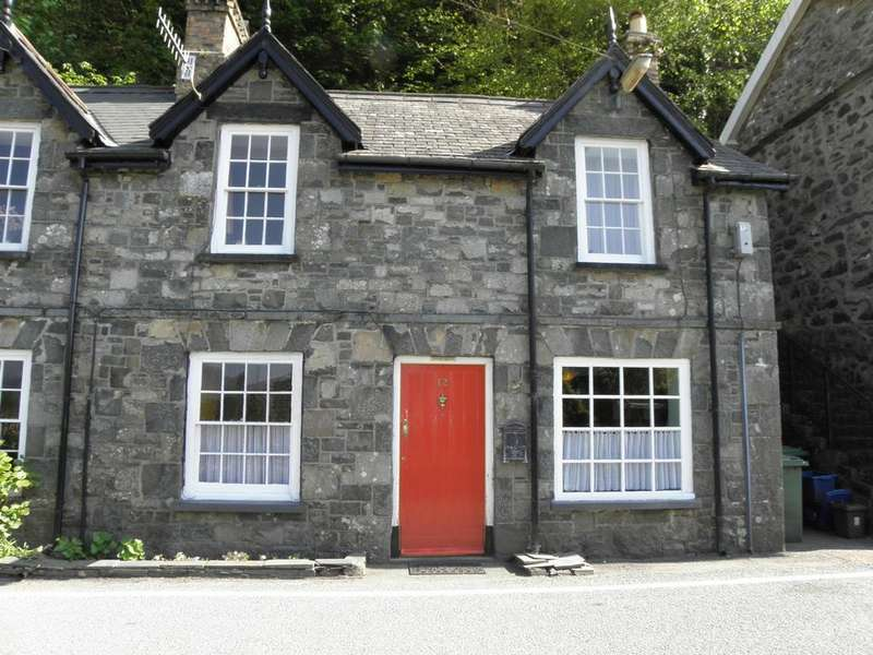 2 Bedrooms House for sale in Arthog Terrace, Arthog, LL39