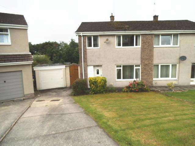 3 Bedrooms Semi Detached House for sale in Sycamore Close, Litchard, Bridgend CF31