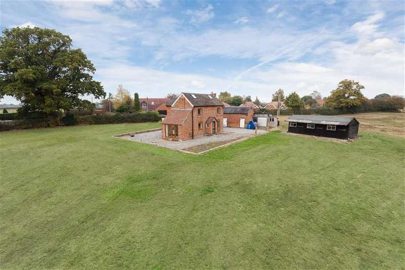 3 Bedrooms Detached House for sale in Whitchurch Road, Nantwich, Cheshire