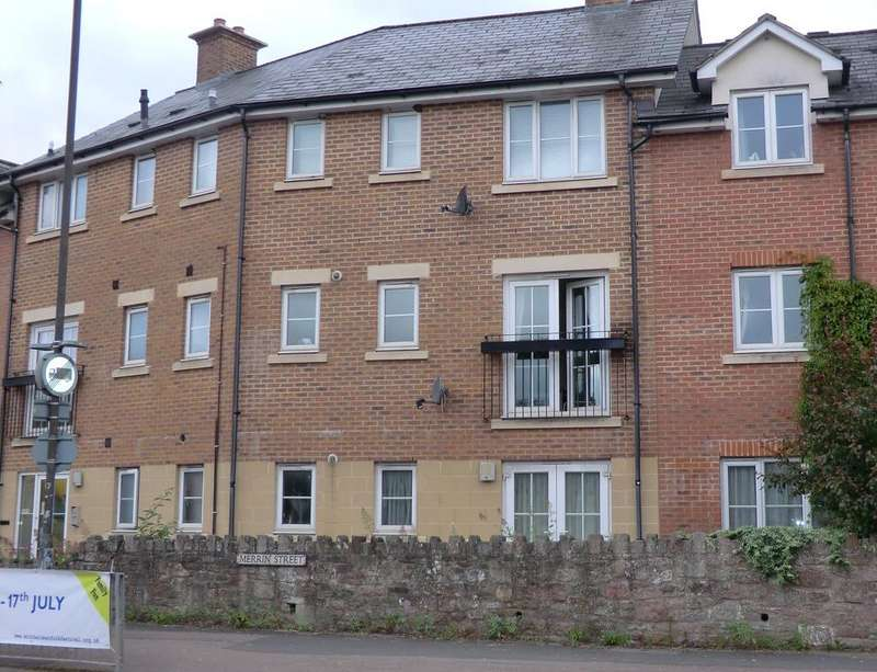 2 Bedrooms Flat for sale in The Merrin, Mitcheldean GL17