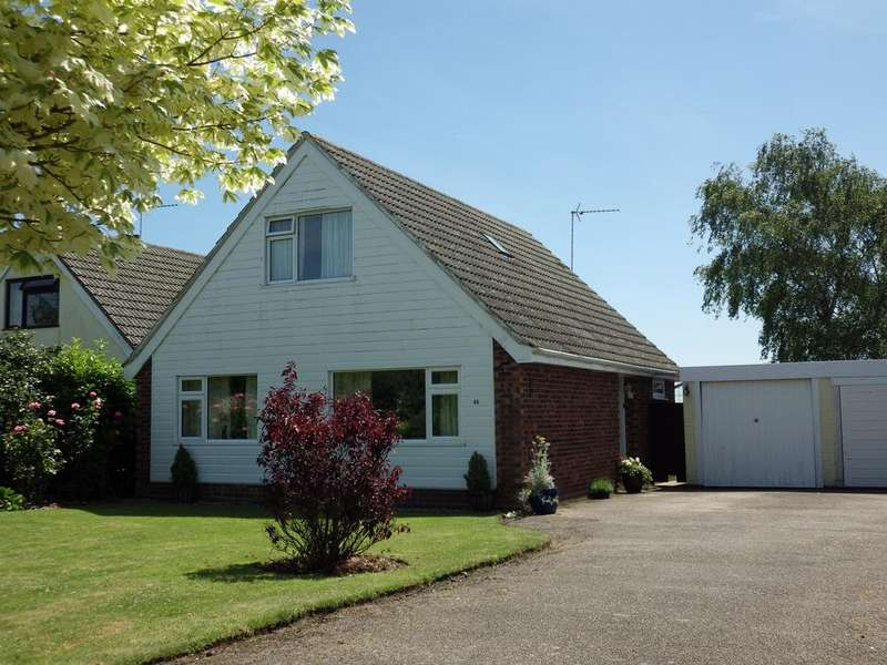 4 Bedrooms Chalet House for sale in All Saints Road, Creeting St Mary IP6