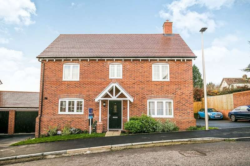 4 Bedrooms Detached House for rent in Chester Road, Malpas, SY14