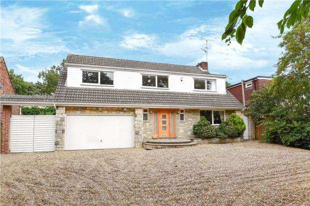 5 Bedrooms Detached House for sale in Yeovil Road, College Town, Sandhurst