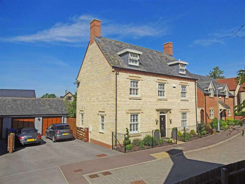 5 Bedrooms Detached House for sale in Kennel Lane, Paulerspury