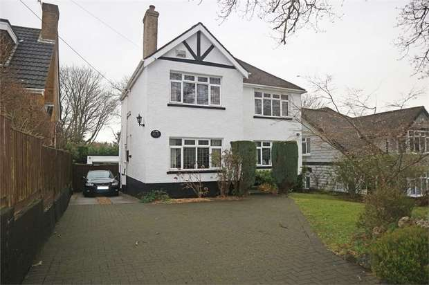 3 Bedrooms Detached House for sale in Blackfield Road, Fawley, Southampton, Hampshire