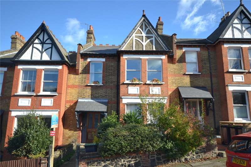 3 Bedrooms Apartment Flat for sale in Uplands Road, Crouch End, London, N8