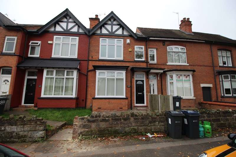 3 Bedrooms Terraced House for sale in Reddings Lane, Hall Green, Birmingham
