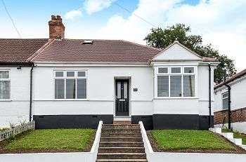 4 Bedrooms Semi Detached Bungalow for sale in Walkden Road, Chislehurst, Kent, BR7 6DX